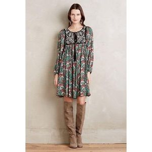 Floreat Ottava Peasant Dress